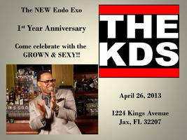 1st Anniversary Celebration of The NEW Endo Exo w/ TKD...