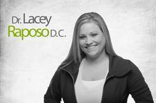 Dr. Lacey Raposo, D.C. logo