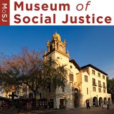 Los Angeles United Methodist Museum of Social Justice  logo