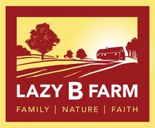 The Lazy B Farm logo