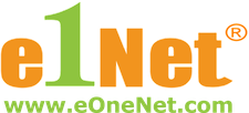 eOneNet.com  logo