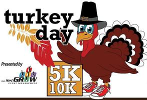 Turkey Day 5K/10K presented by Active Pest Control