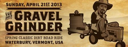 The 2013 Gravel Grinder Spring Classic Dirt Road Ride