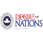 RCCG Desire of Nations logo