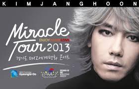 Kim Jang Hoon Miracle Tour