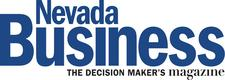 Nevada Business Magazine logo