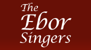 The Ebor Singers logo