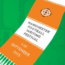 Manchester Football Writing Festival logo