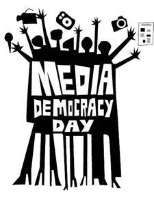Media Democracy Days logo