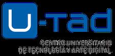 U-tad, Centro Universitario de Tecnología y Arte Digital logo