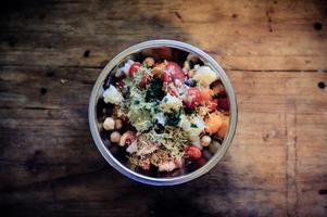 Vegetarian Indian-Chinese Seasonal Feast: Tangra Summer