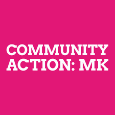 Community Action: MK logo