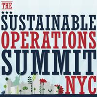 The 2012 Sustainable Operations Summit