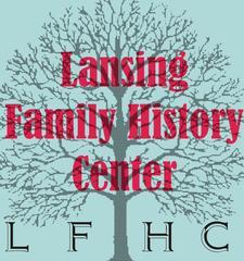 Lansing Michigan Family History Center logo