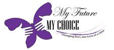My Future My Choice Inc. logo