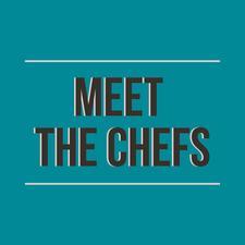 Meet the Makers- Meet the Chefs dinner series logo