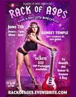 """Rack of Ages""- Rock N' Roll Gets Burlesqued -To..."