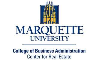 2015 Marquette University Real Estate Strategies...
