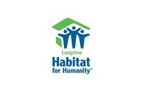 Longview Habitat for Humanity logo