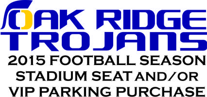 2015 ORHS FB Season Reserved Seats or VIP parking...