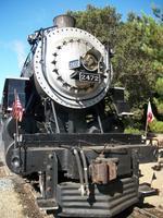 Labor Day Steam Train Days 2015