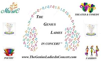 THE GENIUS LADIES IN CONCERT! LADIES WHO ROCK WITH A...