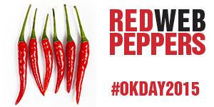 OkDay 2015 - The Red Web Peppers