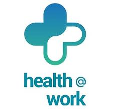 Image result for health@work logo