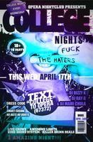 COLLEGE NIGHT | 18+  | 4.17.13