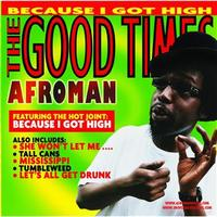 AFROMAN // SOAP // BIG BOOTY BRASS BAND // DJ B-Rad @ Be Here...