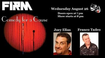 COMEDY FOR A CAUSE AUG 26