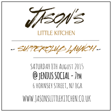Jason's Little Kitchen logo