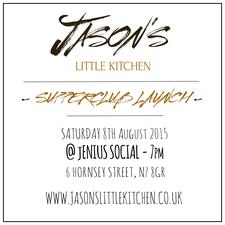 Jason's Little Kitchen logo