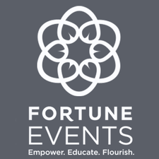 Fortune Events | Empower. Educate. Flourish logo