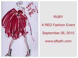 RUBY, A RED Fashion Event