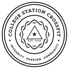 College Station CrossFit logo