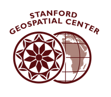 Stanford Geospatial Center logo