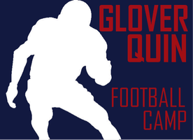 2013 Glover Quin Football Camp (Grades 6-12)