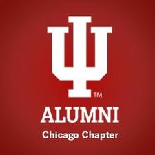 The Chicago Chapter of the IU Alumni Association  logo