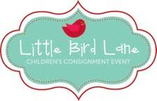 Little Bird Lane Children's Consignment Event logo