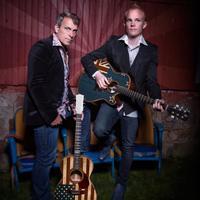 Guitar Duo Loren Barrigar and Mark Mazengarb