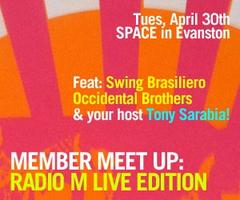WBEZ Member Meet-up: Radio M Edition