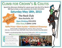2nd Annual Climb for Crohn's & Colitis