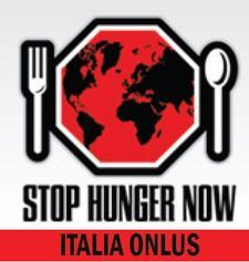 Stop Hunger Now Italia ONLUS logo