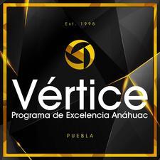 Vértice Anáhuac Puebla logo