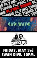 Flying Turns + End Wave + Parking