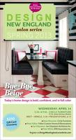 Bye Bye Beige: Today's home design is bold, confident,...