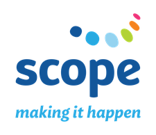 Scope's Communication & Inclusion Resource Centre logo