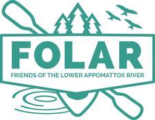 FOLAR (Friends of the Lower Appomattox River) logo