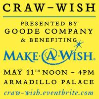 Craw-Wish Boil, benefiting the Make-A-Wish Foundation